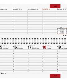 Настолен тефтер-календар Brunnen