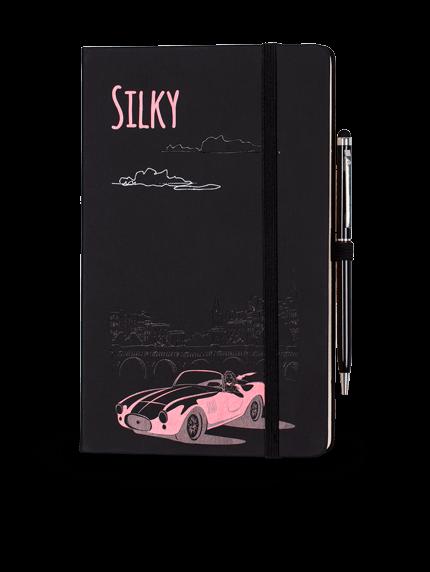 Тефтер Silky
